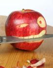 苹果创意图片