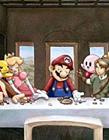 最后的晚餐恶搞图片