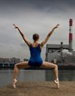芭蕾舞搞笑图片