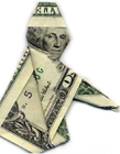 纸币创意图片