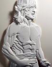 三维立体纸雕