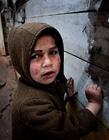 反映社会贫穷的摄影照片
