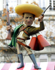 西班牙火祭节