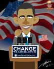 奥巴马恶搞漫画图片