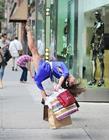 搞笑街头舞蹈家图片