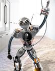 创意机器人图片