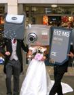 搞笑结婚仪式