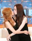 女明星同性热吻瞬间