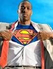 NBA球星超人装
