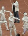 广西河池高中2011年校运会