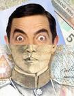 恶搞纸币上的头像