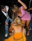女生打架图