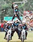 印度阅兵式图片