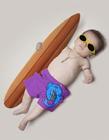婴儿职业装图片