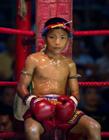 泰拳儿童残酷生活