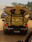 非洲豪华棺材