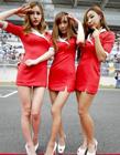 f1韩国站赛车宝贝