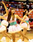 韩篮球宝贝热舞