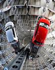 全球最牛全自动立体停车楼