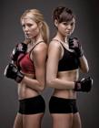 美女拳击手