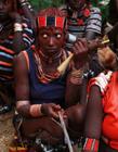 非洲土著人