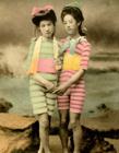 日本艺妓泳装照