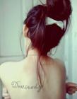 美女纹身图片