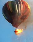 热气球事故