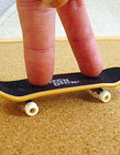 手指滑板gif动态图片