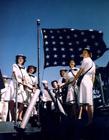 二战中的美国漂亮女兵