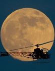 2013超级月亮图片