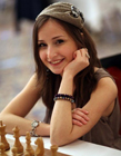格鲁吉亚美女棋手古拉米什维利
