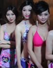 安徽合肥第三届国际胸模大赛
