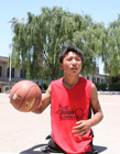 篮球截肢励志哥