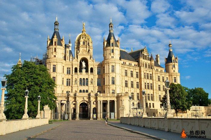 世界上美丽的城堡图片图片