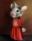 外国动物插画