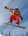 滑雪gif动态图片