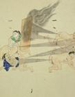日本古代重口味画卷