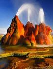 美国内华达州飞喷泉