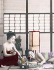 19世纪末的日本妓院