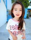 6岁韩国萝莉撩人萌照走红