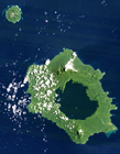 世界岛屿图片