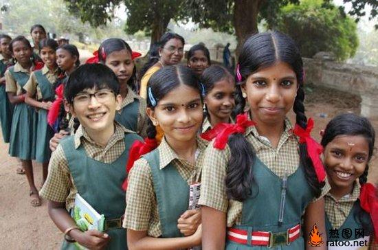 Indian school principal