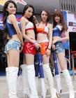 2013泛珠三角超级赛车节赛车宝贝