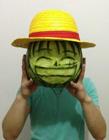 海贼王版西瓜雕刻图片