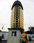中国各式土豪金建筑