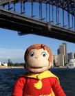 玩具猴环球之旅