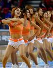韩国篮球宝贝热舞