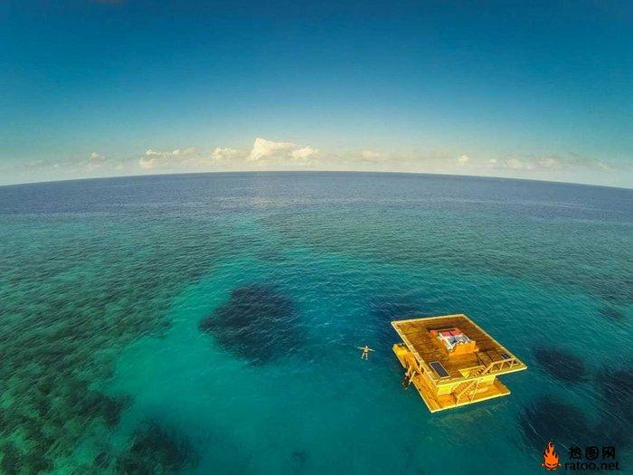 非洲水下酒店