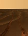 火星表面珍贵特写照展出